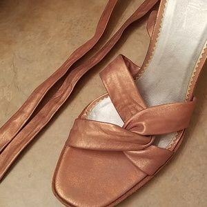 Nicole Miller sandals